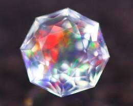 Majestic Opal 1.25Ct Natural Mexican Master Cut ContraLuz Opal AN91