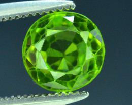 Exquisit Color 1.35 ct Himalayan Peridot ~ Pakistan~K