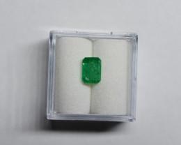 1.02 Carat Deep Green AFGHAN (Panjshir) Emerald!