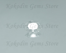 Natural White Diamond 0.245 ct SI2 No Certificate LOT 520