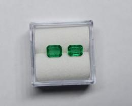 1.14 Carat Vivid Green AFGHAN (Panjshir) Emerald!