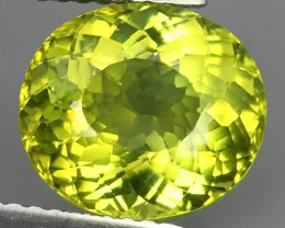 3.75 CTS INVESTMENT GEM - VIP APATITE - NICE GREEN EXCLUSIVE BRAZIL