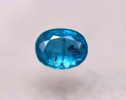 1.59Ct Natural Greenish Blue Kyanite Oval Cut Lot LZ6763