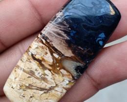 51.65 CT PALM ROOT AGATE Natural Untreated Gemstone VA505