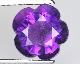 2.32 Ct  Natural Amethyst Top Cutting Top Quality Gemstone. ATF 02
