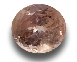 Natural unheated Padparadscha|Loose Gemstone