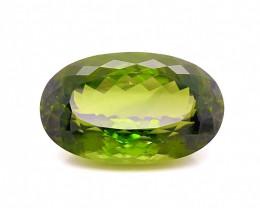 Gorgeous Color 129.70  Ct Natural Himalayan Peridot