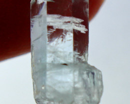 6.05 CT Unheated & Natural Blue Aquamarine Crystal