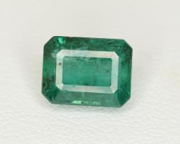 3.15 Ct Brilliant Color Natural Zambian Emerald