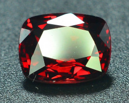 1.45 ct Red Mogok Spinel Untreated/Unheated~Burma