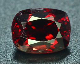 1.65 ct Red Spinel Untreated/Unheated~Burma