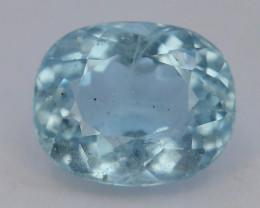 2.10 ct Natural Untreated Aquamarine