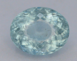 3.65 ct Natural Untreated Aquamarine