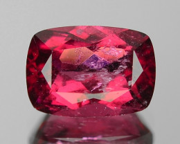 1.28 Cts UN HEATED PINK COLOR NATURAL RUBELLITE LOOSE GEMSTONE