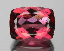 1.43 Cts UN HEATED PINK COLOR NATURAL RUBELLITE LOOSE GEMSTONE