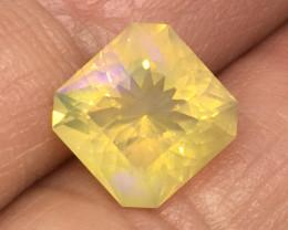 3.10 Carat Crystal Opal Master Cut Lighting Ridge Rare !