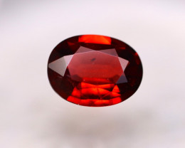 2.42Ct Natural Spessertite Garnet Oval Cut Lot B2234