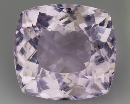 5.61 Natural Kunzite Awesome Color & Cut Gemstone KZ32