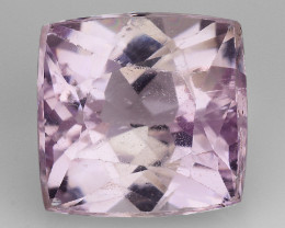 5.08 Natural Kunzite Awesome Color & Cut Gemstone KZ41