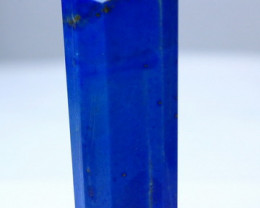 39.65 Cts Unheated ~ Natural Blue Lapis Pendant Drop
