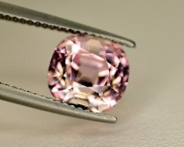 Amazing Color 3.60 Ct Natural Pink Tourmaline From Afganistan AT