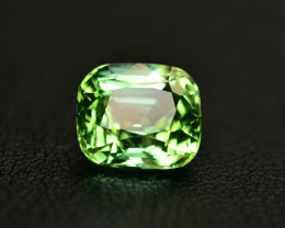 Gorgeous Color 2.40 Ct Natural Mint Green Tourmaline from  afghanistan