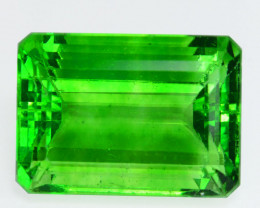 33.12Ct Natural Emerald colour Green Fluorite Bihar