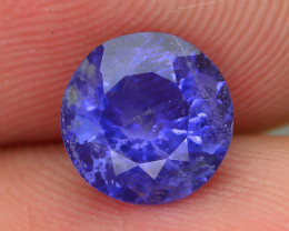 Rarest Sodalite 1.43 ct Hard to Find in Transparent & Faceted Sku.1