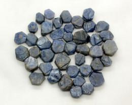 271 CT Rarest Top Quality Sapphire Crystals@Madagascar