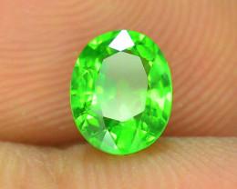 AAA Grade 0.95 ct Forest Green Tsavorite Garnet