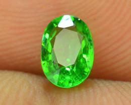 AAA Grade 0.70 ct Forest Green Tsavorite Garnet