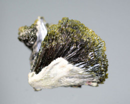 163 Ct Beautiful Epidote Specimen From Pakistan