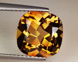 4.33 ct Top Quality Stunning Cushion Cut Natural Champion Topaz