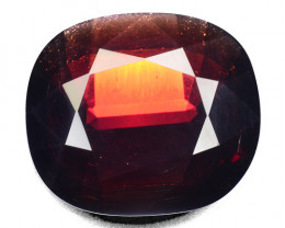 16.93 Ct Pure Red Spessartite Collection Quality Gemstone. STG 001