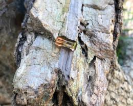 Pixelated Tourmaline - 6.62 carats