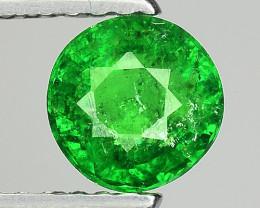 0.97 Ct Tsavorite Garnet Sparkling Luster Gemstone TS 128