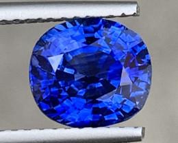 CEYLON 3.18 Carats Sapphire Gemstones ORIGIN SRILANKA