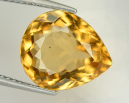 5.30 Ct Natural Heliodor ~ AAA Grade ~ Yellow Color