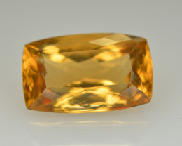 5.65 Ct Natural Heliodor ~ AAA Grade ~ Yellow Color