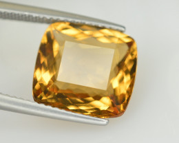 5.70  Ct Natural Heliodor ~ AAA Grade ~ Yellow Color
