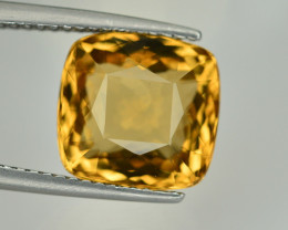 4.60 Ct Natural Heliodor ~ AAA Grade ~ Yellow Color