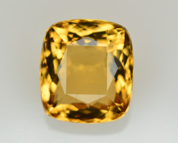 4.45 Ct Natural Heliodor ~ AAA Grade ~ Yellow Color