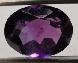 Amethyst, 3.08ct wunderbare Farbe, top Qualität!