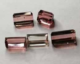 Turmalin Lot, 11,03ct, top Qualität, wunderschöne Steine!