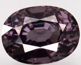 4.73 Ct. Natural Top Purplish Pink Spinel Mogok, Burma Unheated
