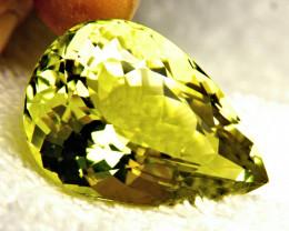 80.33 Carat VVS African Lemon Quartz - Gorgeous
