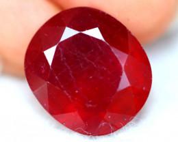 Ruby 16.50Ct Madagascar Blood Red Ruby EN37