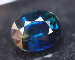 Blue Sapphire 2.58Ct Natural Blue Sapphire ER11