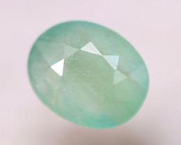 Grandidierite 1.72Ct Natural World Rare Gemstone E1517