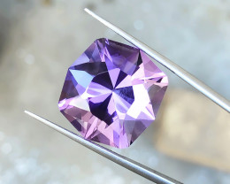 22.40 Ct Natural Purple Flawless Top Quality Amethyst Gemstone